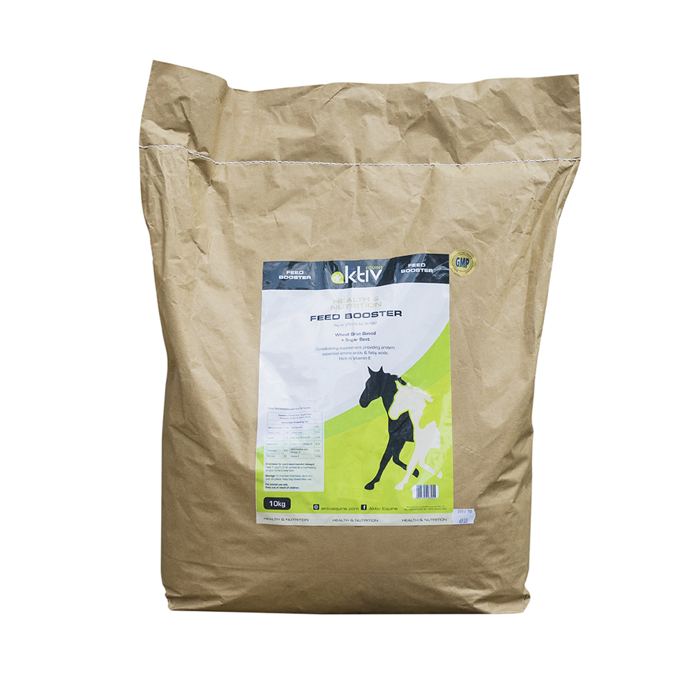 Feed Booster - Equine Conditioning Supplement